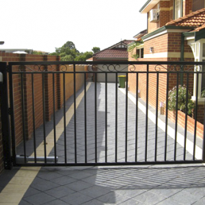 Automatic Gate in Complex - Aus-Secure