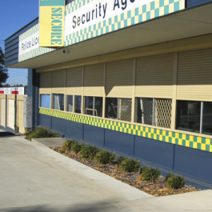 Commercial Roller Shutters Perth - Aus-Secure