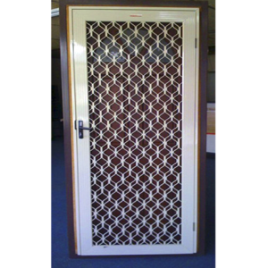 Diamond Grille Security Door - Aus-Secure