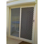 Diamond Grille Security Door and Screens - Aus-Secure