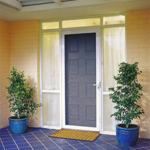 Security Door at Front of House - Aus-Secure