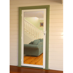 Glass Security Door - Aus-Secure