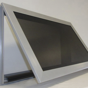 Aluminium Security Window - Aus-Secure