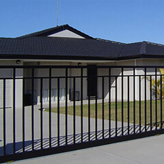 aus secure home gates