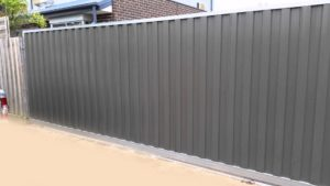 The Advantages of Colorbond Gates